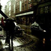 Rainy Antwerp day, Антверпен