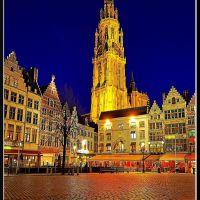 Kathedraal, Antwerpen, Антверпен