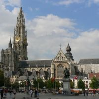 Antwerpen, Onze-Lieve-Vrouwekathedraal (Cathedral of our Lady), Антверпен