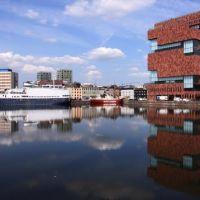 Bonaparte dock Antwerp, Антверпен