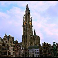 """Onze Lieve Vrouwe"" Cathedral - Antwerp - Belgium, Антверпен"