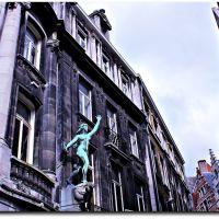 """""""Kaasstraat"""" (Cheesestreet) - Antwerp - Belgium, Антверпен"""