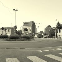 Roundabout  Heusden, Алост
