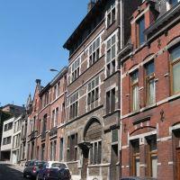Liège - rue saint-Gilles - Maison classée, Льеж
