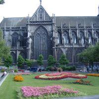 LIEJA - Bélgica (Catedral), Льеж