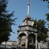 Liège. Le Perron, Льеж