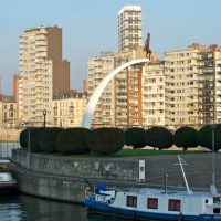Sur les bords de la Meuse, Льеж
