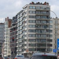 Avenue Rogier, Льеж