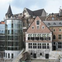 Liège: Espace Wallonie, Льеж