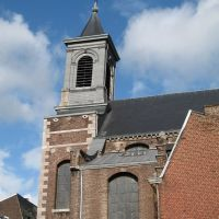 Liège: Outremeuse: Eglise Saint-Nicolas, Льеж