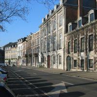 Liège: quai de Maastricht, Льеж
