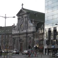 Liège: Abbaye de la Paix-Notre-Dame, Льеж