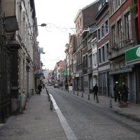 Liège: Rue Saint-Gilles, Льеж