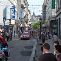 Départ de Liège -Bastogne-Liège 2008, Льеж