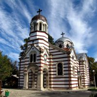 "Dobrich, Church ""Holy Trinity"", Църквата ""Св. Троица"" 1912 год., Добрич"