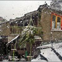 Първи сняг, Добрич