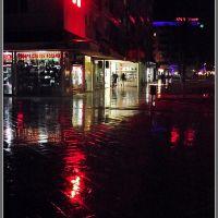 дъжд в Добрич, Добрич