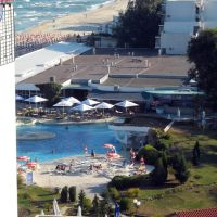 Slavuna hotel - swimming pool, Албена