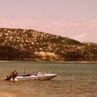 Balcik de pe plaja din Albena, Албена
