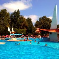 Piscina--Hotel PrimaSol Ralitsa, Албена