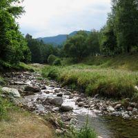 In defileul Vratsata - valea raului Leva, Враца