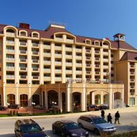 Hotel Kempinski / 2007, Золотые Пески