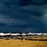 Under The Blue Sky, Золотые Пески