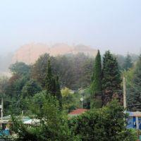 Туманное утро, Кранево