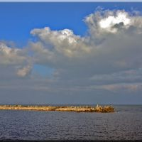 Есенно море / Autumn Sea, Кранево