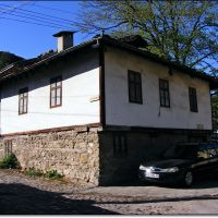 Lovech - Old House in Varosha, Ловеч