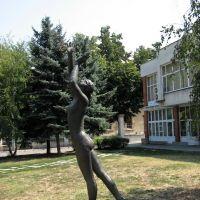 O statuie in Razgrad, Разград