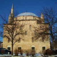 """джамията """"Ибрахим паша"""", Разград"""