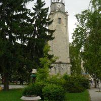 Часовниковата кула в Разград, Разград
