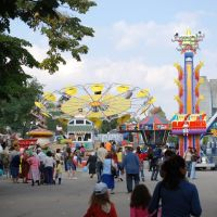 Razgrad, Autumn fun fair, Разград