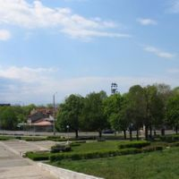 Wide view from Panteon, Русе