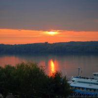 Danube sunset, Русе
