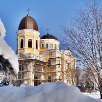 """Църквата ,,Всех святих"""" в Русе-разрушена и построена отново /Church,All Saints` Ruse -destroyed and built again, Русе"""