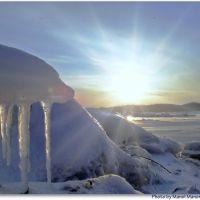 Зима на Дунава *  Winter on the Danube, Русе