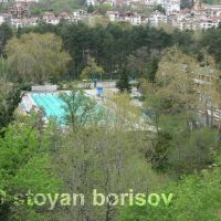 Swimming pool in Sandanski, Bulgaria, Сандански