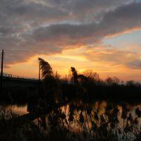 ЖП моста, Railroad bridge, Свиленград