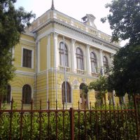 "ДТГ ""Димитър Хадживасилев"" - Свищов (Dimitar Hadjivasilev State High School of Economics - Svishtov), Свиштов"