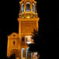The church of Kolio Ficheto by the night, Свиштов