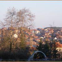 Поглед към Хасково, Хасково