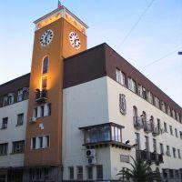 Clock square, Хасково