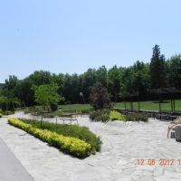 гр.Хасково-парк Кенана, Хасково