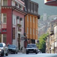 Street in V.Tarnovo, Велико Тарново
