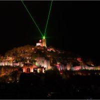 Veliko Tarnovo , Tsarevets - light show, Велико Тарново