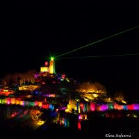 Veliko Tarnovo - light show, Велико Тарново
