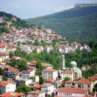 """Изглед от хълм """"Света Гора""""/Велико Търново/View from the hill """"Sveta Gora""""/Veliko Tarnovo, Велико Тарново"""