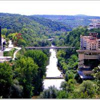 Veliko Tarnovo - Panorama   /   Велико Търново - Панорама, Велико Тарново